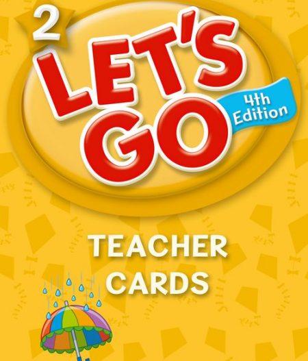Let's Go: Fourth Edition - Level 2   Teacher Cards (197)