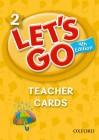 Let's Go: Fourth Edition - Level 2 | Teacher Cards (197)