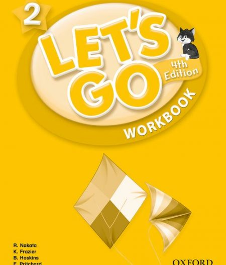Let's Go: Fourth Edition - Level 2   Workbook