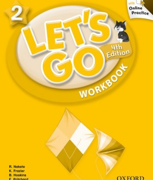 Let's Go: Fourth Edition - Level 2 | Workbook with Online Practice