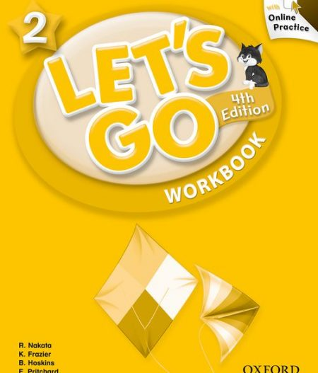 Let's Go: Fourth Edition - Level 2   Workbook with Online Practice