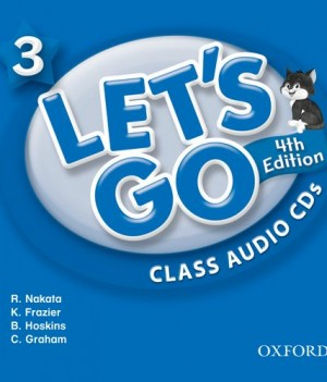Let's Go: Fourth Edition - Level 3 | Class Audio CDs (2)