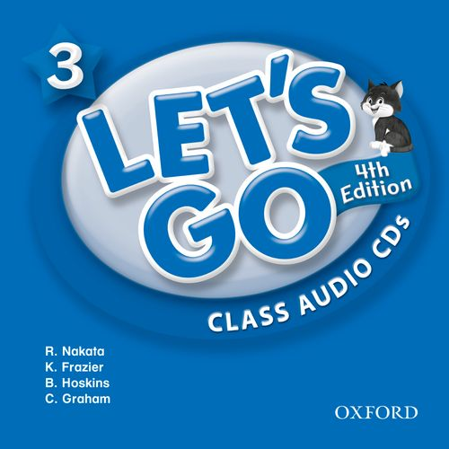 Let's Go: Fourth Edition - Level 3   Class Audio CDs (2)