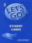Let's Go: Fourth Edition - Level 3 | Student Cards (188)