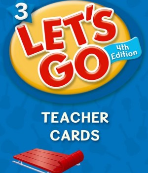 Let's Go: Fourth Edition - Level 3 | Teacher Cards (188)