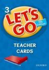 Let's Go: Fourth Edition - Level 3 | Teacher Cards (188)