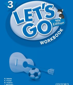 Let's Go: Fourth Edition - Level 3 | Workbook