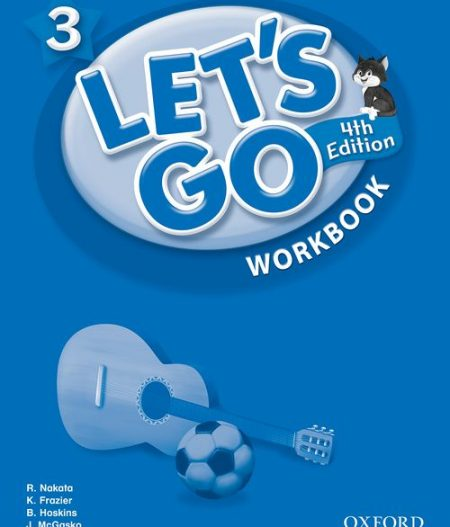 Let's Go: Fourth Edition - Level 3   Workbook