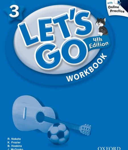 Let's Go: Fourth Edition - Level 3   Workbook with Online Practice