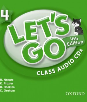 Let's Go: Fourth Edition - Level 4 | Class Audio CDs (2)