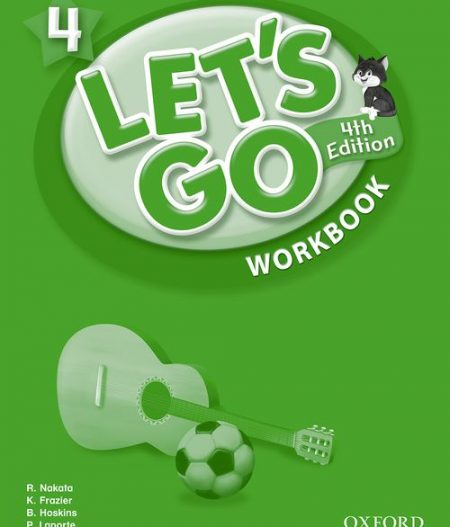 Let's Go: Fourth Edition - Level 4   Workbook