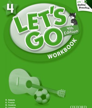 Let's Go: Fourth Edition - Level 4 | Workbook with Online Practice