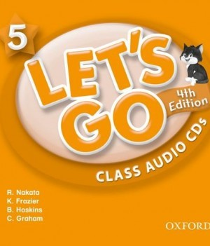 Let's Go: Fourth Edition - Level 5 | Class Audio CDs (2)