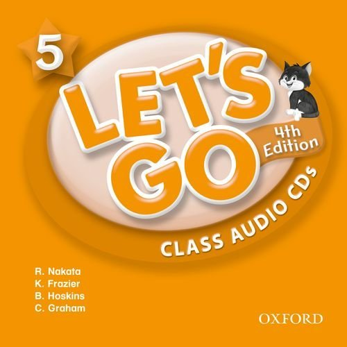 Let's Go: Fourth Edition - Level 5   Class Audio CDs (2)