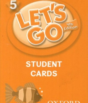 Let's Go: Fourth Edition - Level 5 | Student Cards (178)