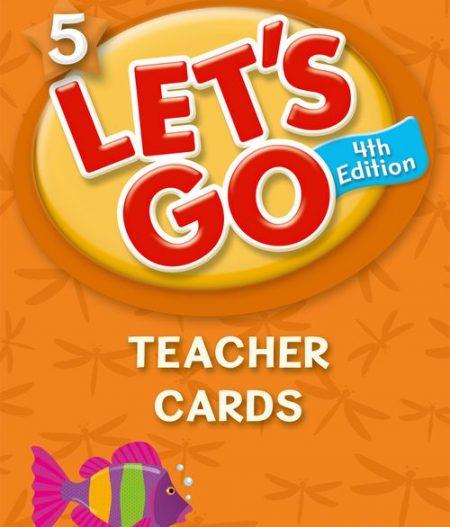 Let's Go: Fourth Edition - Level 5   Teacher Cards (178)
