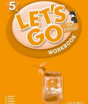 Let's Go: Fourth Edition - Level 5 | Workbook