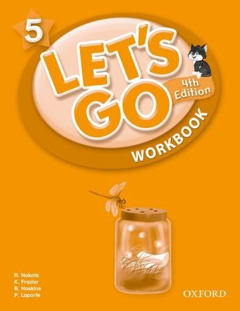 Let's Go: Fourth Edition - Level 5   Workbook