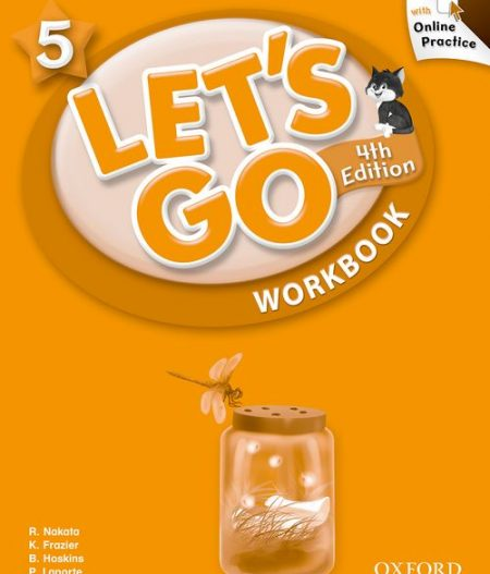 Let's Go: Fourth Edition - Level 5   Workbook with Online Practice