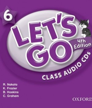 Let's Go: Fourth Edition - Level 6 | Class Audio CDs (2)