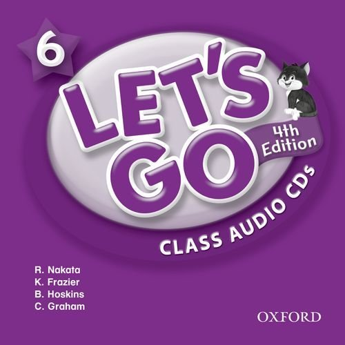 Let's Go: Fourth Edition - Level 6   Class Audio CDs (2)