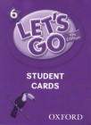 Let's Go: Fourth Edition - Level 6 | Student Cards (168)