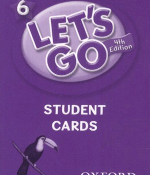 Let's Go: Fourth Edition - Level 6   Student Cards (168)