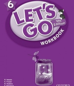 Let's Go: Fourth Edition - Level 6 | Workbook