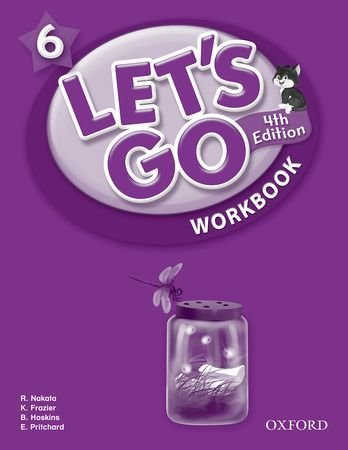 Let's Go: Fourth Edition - Level 6   Workbook