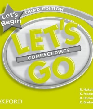Let's Go: Third Edition - Let's Begin | Audio CD (2)