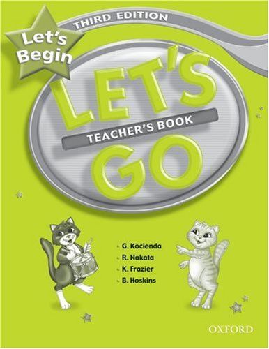 Let's Go: Third Edition - Let's Begin | Teacher's Book