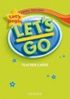 Let's Go: Third Edition - Let's Begin   Teacher's Cards (135)