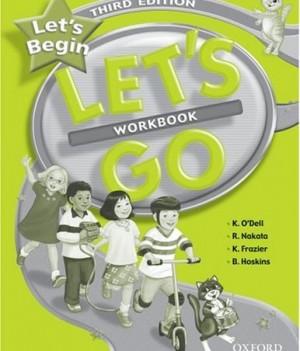 Let's Go: Third Edition - Let's Begin | Workbook