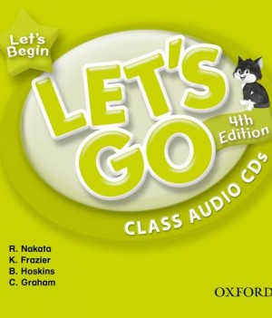 Let's Go: Fourth Edition - Let's Begin | Class Audio CDs (2)