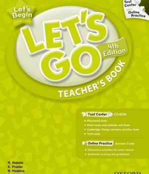 Let's Go: Fourth Edition - Let's Begin | Teacher's Book with Test Center Pack