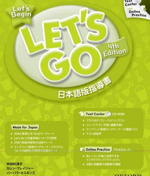 Let's Go: Fourth Edition - Let's Begin |  Teacher's Book (Japanese)
