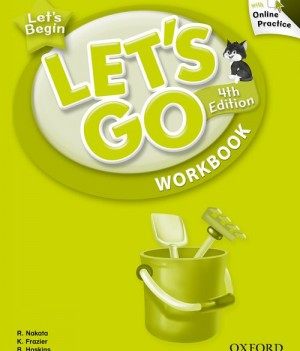 Let's Go: Fourth Edition - Let's Begin | Workbook with Online Practice