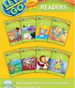 Let's Go: Third Edition - Let's Begin | Readers Pack with Audio CD (8 titles)