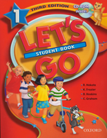 Let's Go: Third Edition - Level 1 | Student Book with CD-ROM