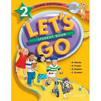 Let's Go: Third Edition - Level 2 | Student Book with CD-ROM