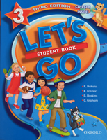 Let's Go: Third Edition - Level 3 | Student Book with CD-ROM