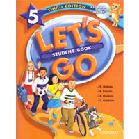Let's Go: Third Edition - Level 5 | Student Book with CD-ROM