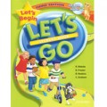 Let's Go: Third Edition - Let's Begin | Student Book with CD-ROM