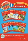 Let's Go: Third Edition - Level 1 | Readers Pack with Audio CD (8 titles)