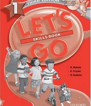 Let's Go: Third Edition - Level 1 | Skills Book with Audio CD