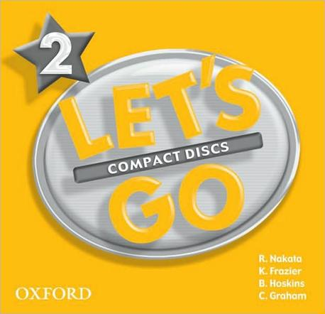 Let's Go: Third Edition - Level 2 | Audio CD (2)