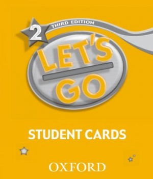 Let's Go: Third Edition - Level 2 | Student Cards (204)
