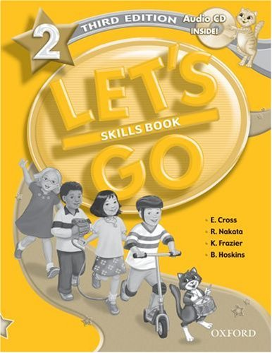 Let's Go: Third Edition - Level 2 | Skills Book with Audio CD