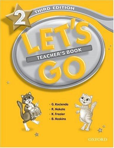 Let's Go: Third Edition - Level 2 | Teacher's Book