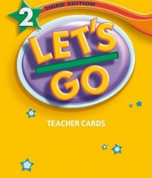 Let's Go: Third Edition - Level 2 | Teacher's Cards (204)